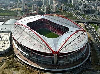 PORTUGAL EURO 2004 STADIUMS