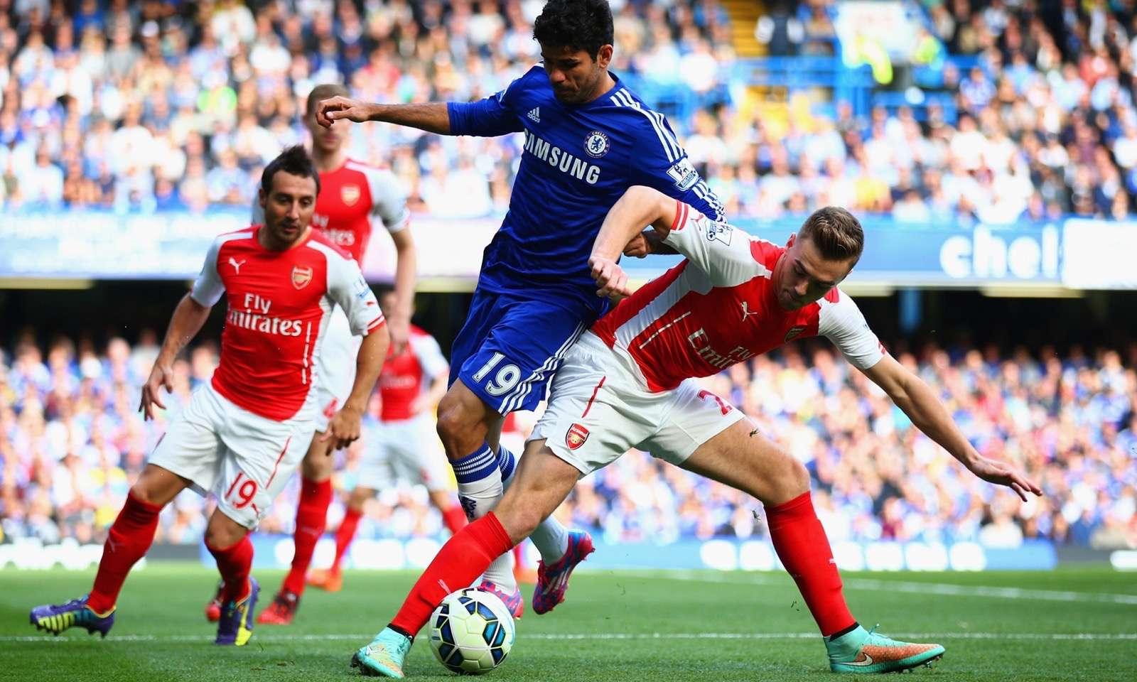 Arsenal Mot Chelsea