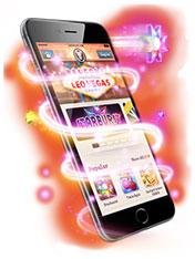 Leovegas mobil