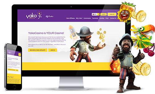 Yako casino mobil